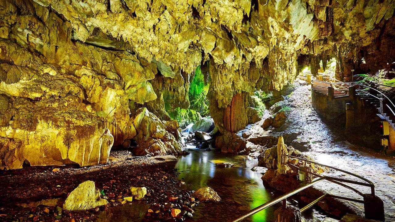 Viagem Caverna do Diabo,