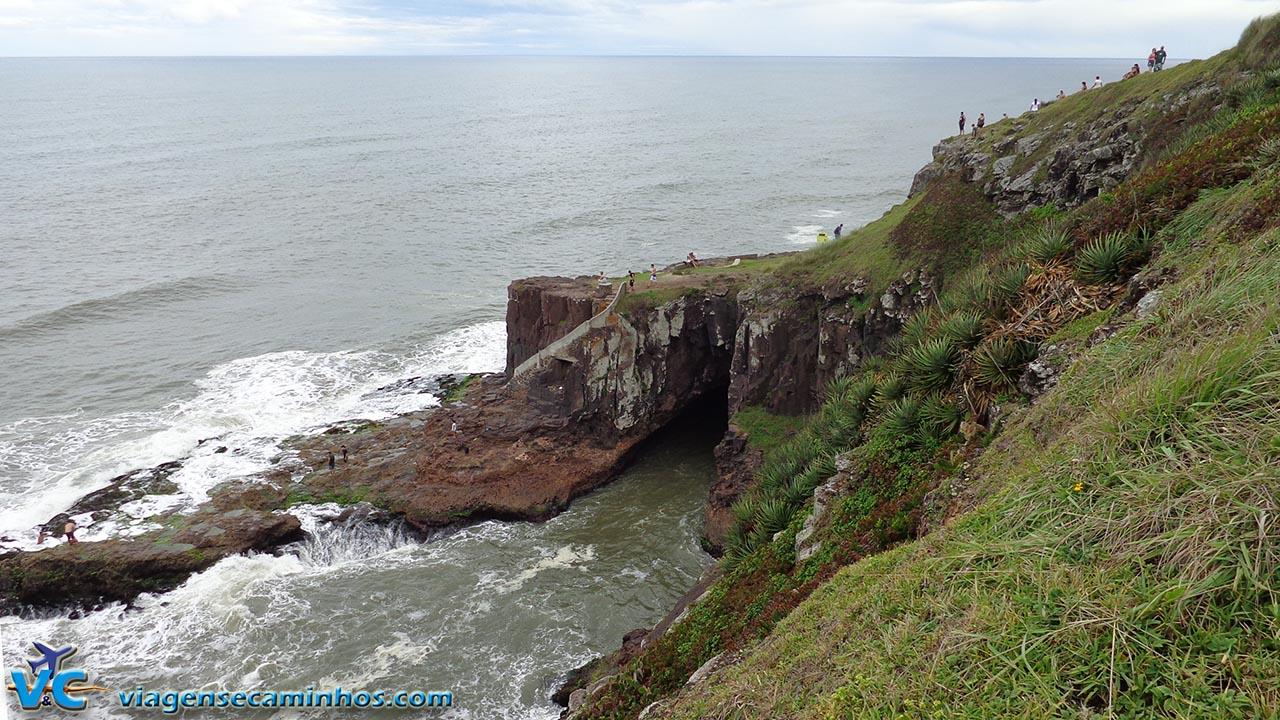 Furnas do Morro do Meio - Torres