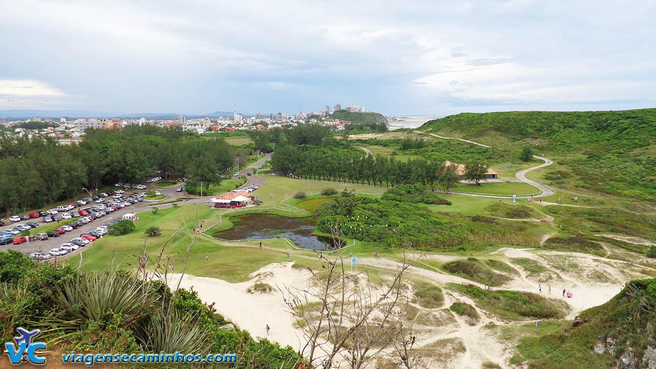 Parque da Guarita, vista da Torres Sul