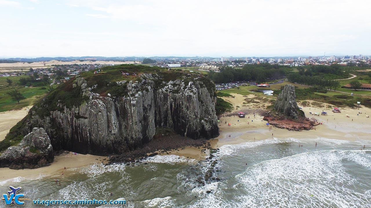 Torres Sul, no Parque da Guarita