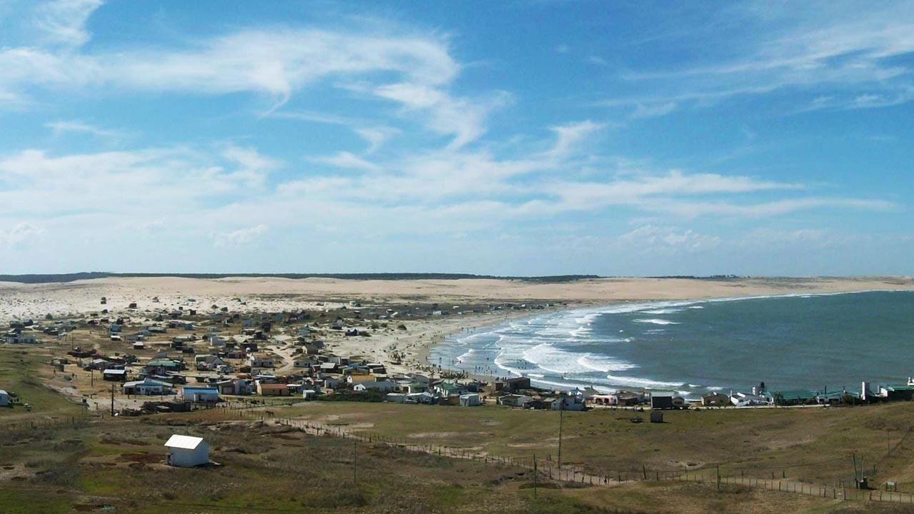 Panorâmica de Cabo Polonio - Uruguai