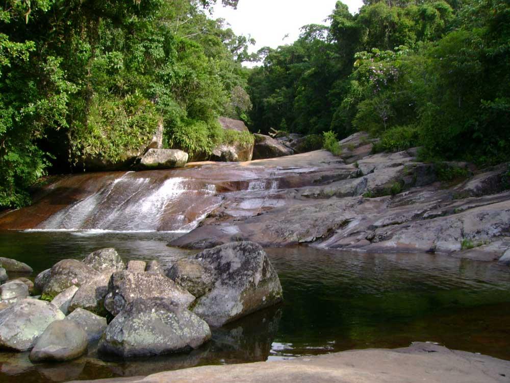 Cachoeira da Laje - Ilhabela