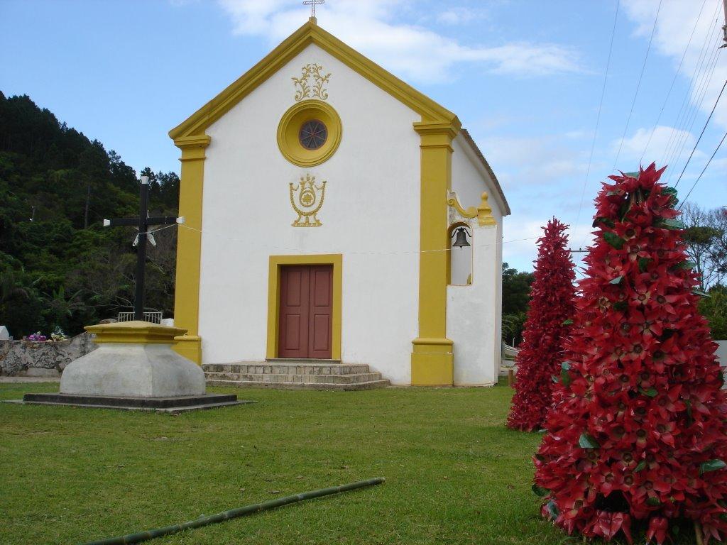 Capela da Armação da piedade - Governador Celso Ramos