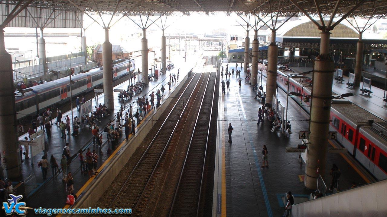 Estação de metro do Brás