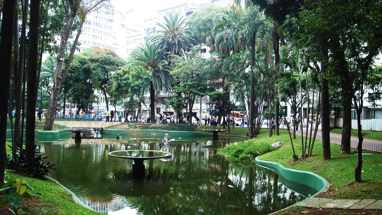 Praça da República - São Paulo