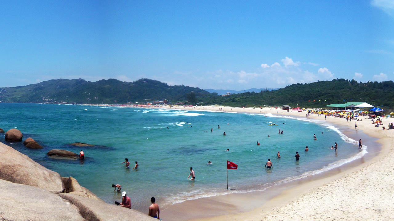 Praia Mole - Florianópolis - Santa Catarina