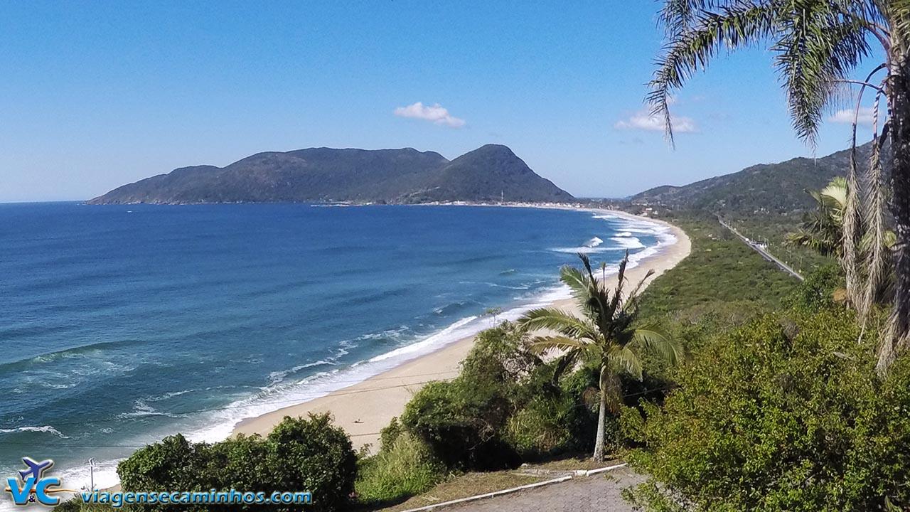 Praia da Armação - Florianópolis - Santa Catarina