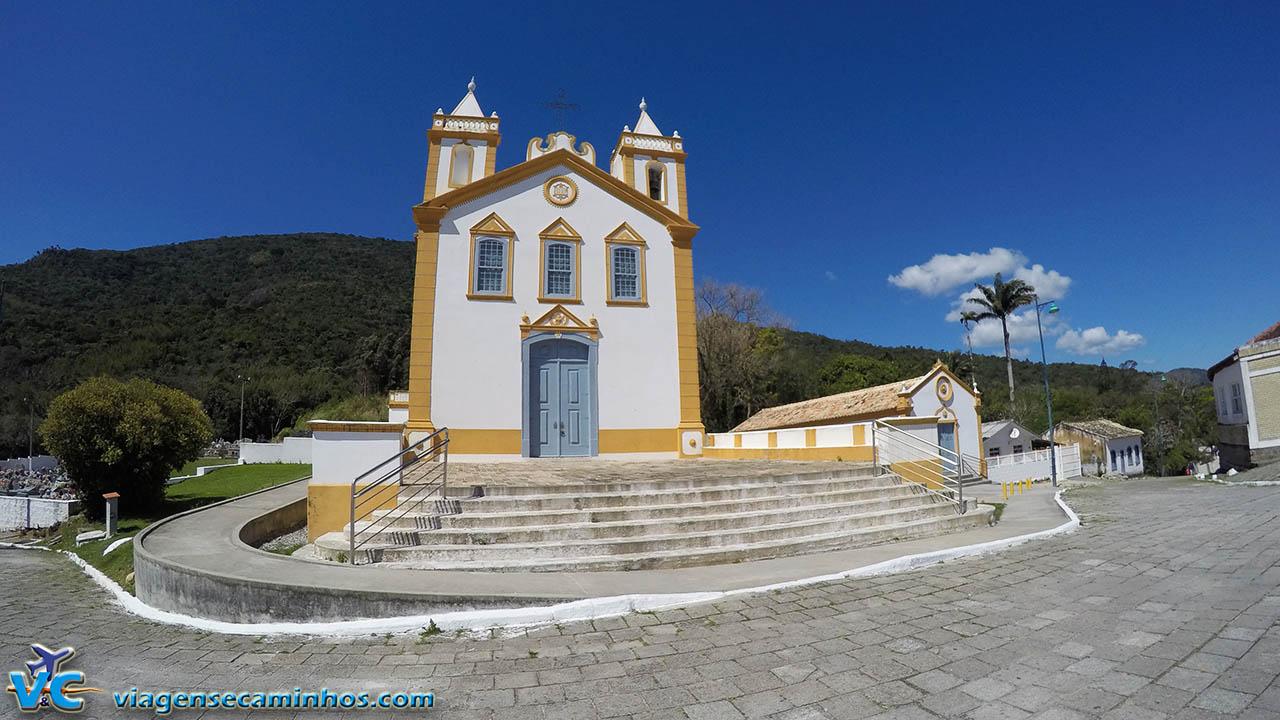 Igreja de Ribeirão da Ilha - Florianópolis