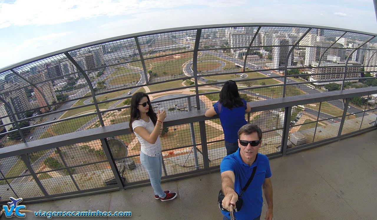 Mirante da Torre de TV de Brasília