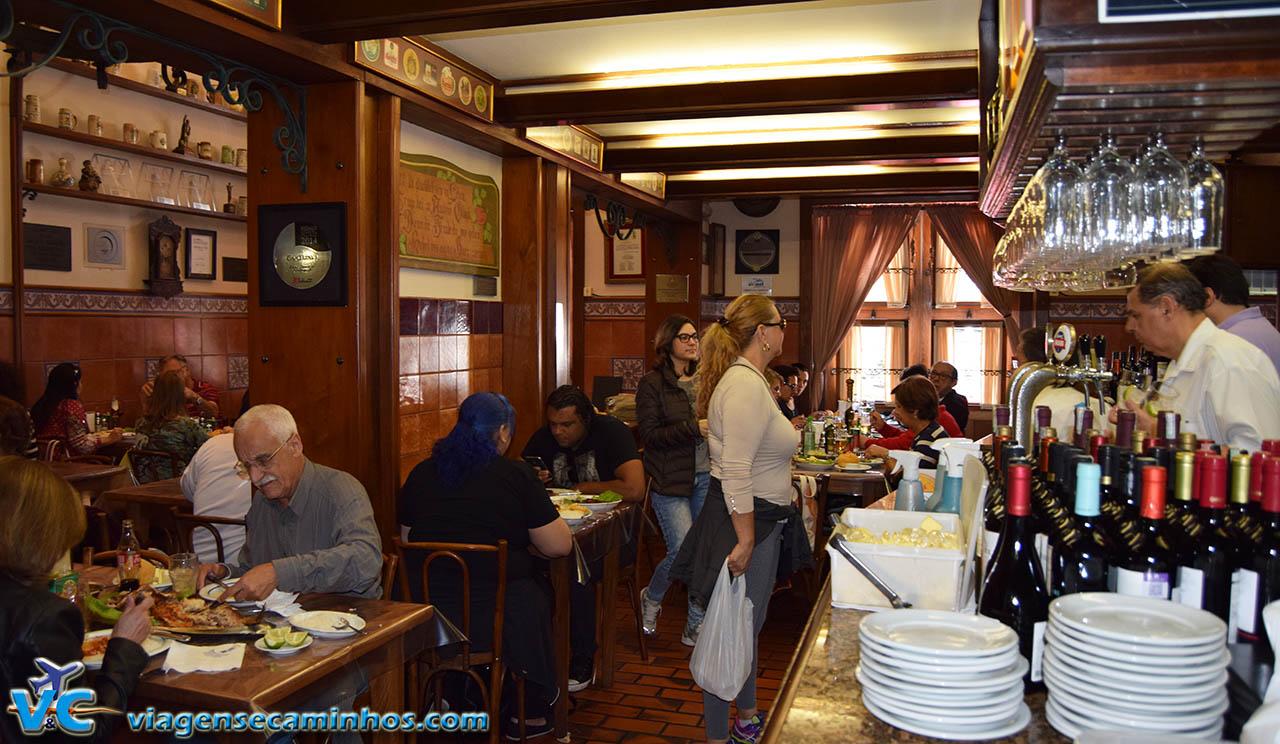 Restaurante Gambrinus – Porto Alegre