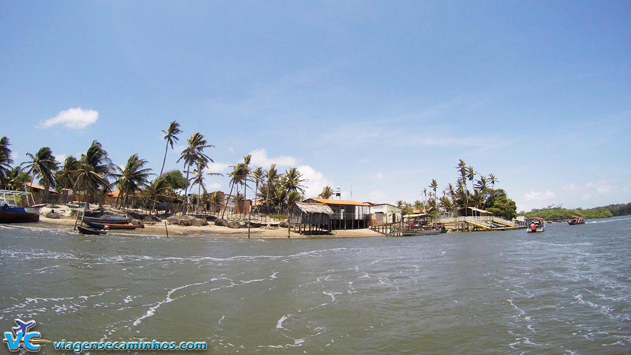 Chegando a Mandacaru - Maranhão