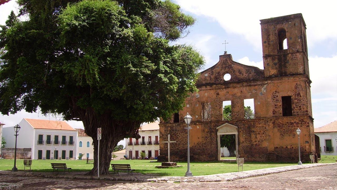 Cidade histórica de Alcântara - Maranhão
