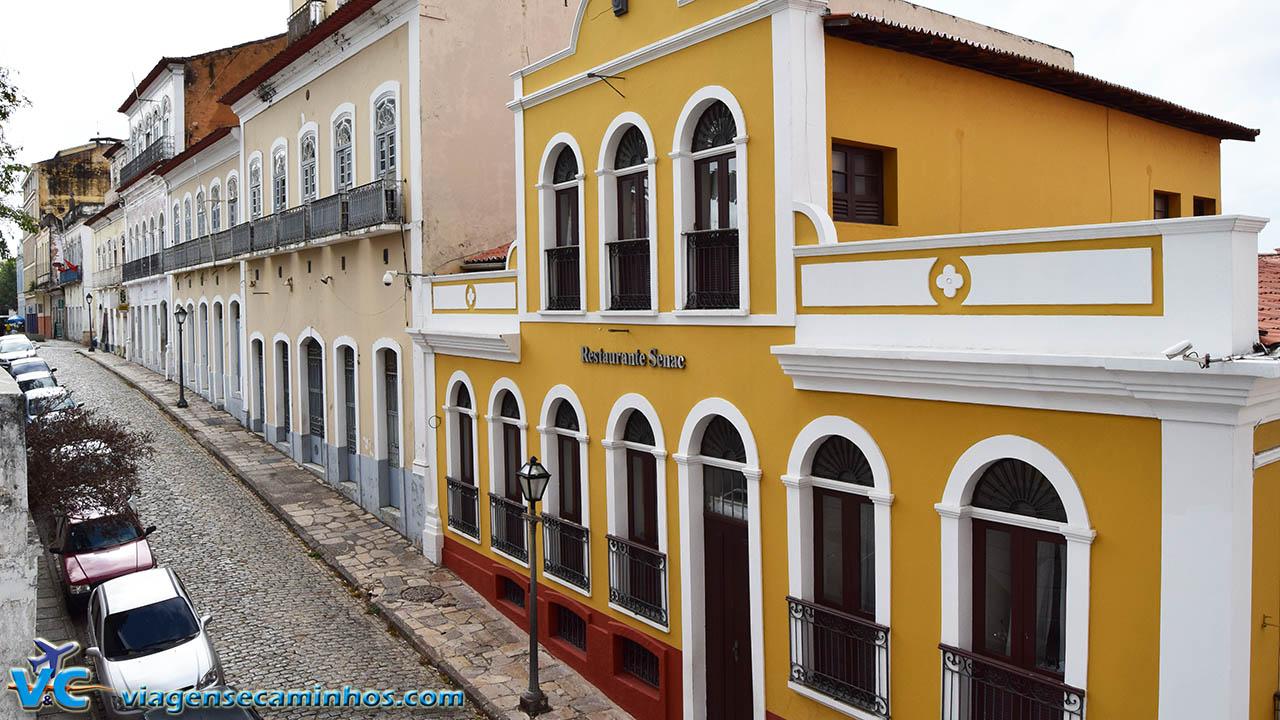 Prédios do Centro Histórico de São Luís