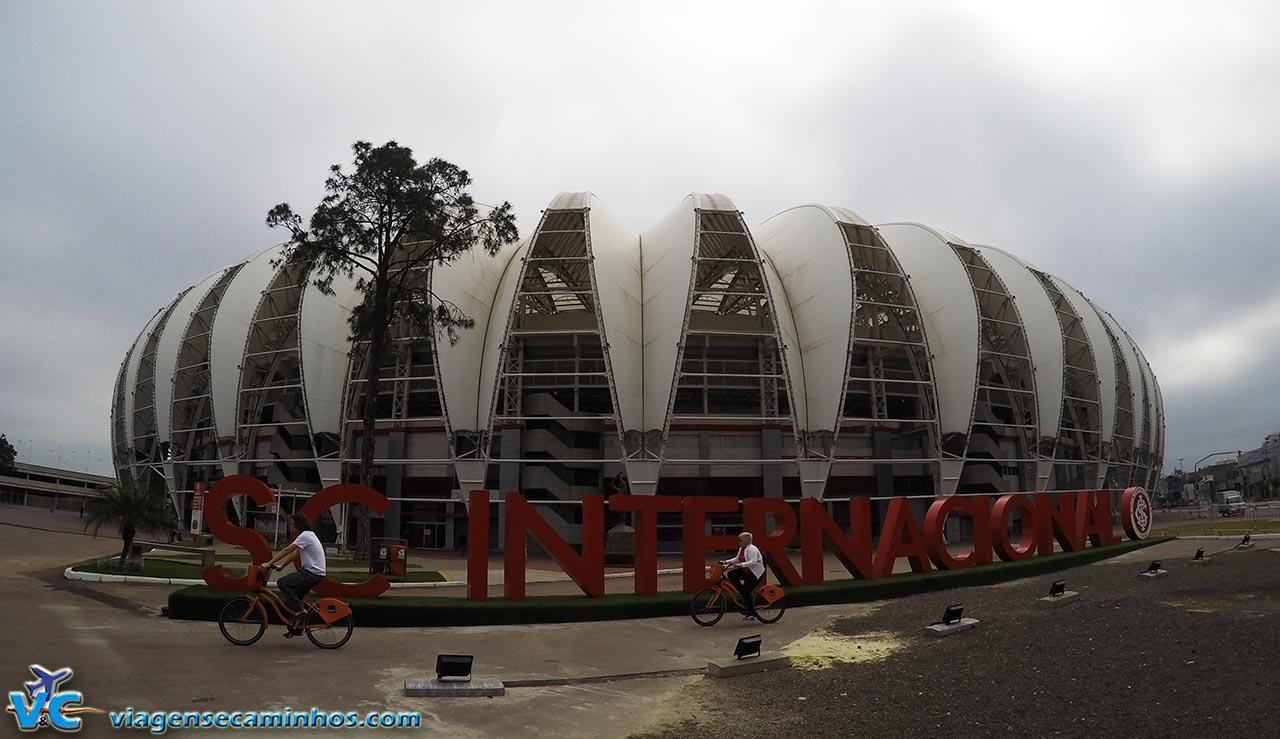 Estádio do Internacional - Porto Alegre