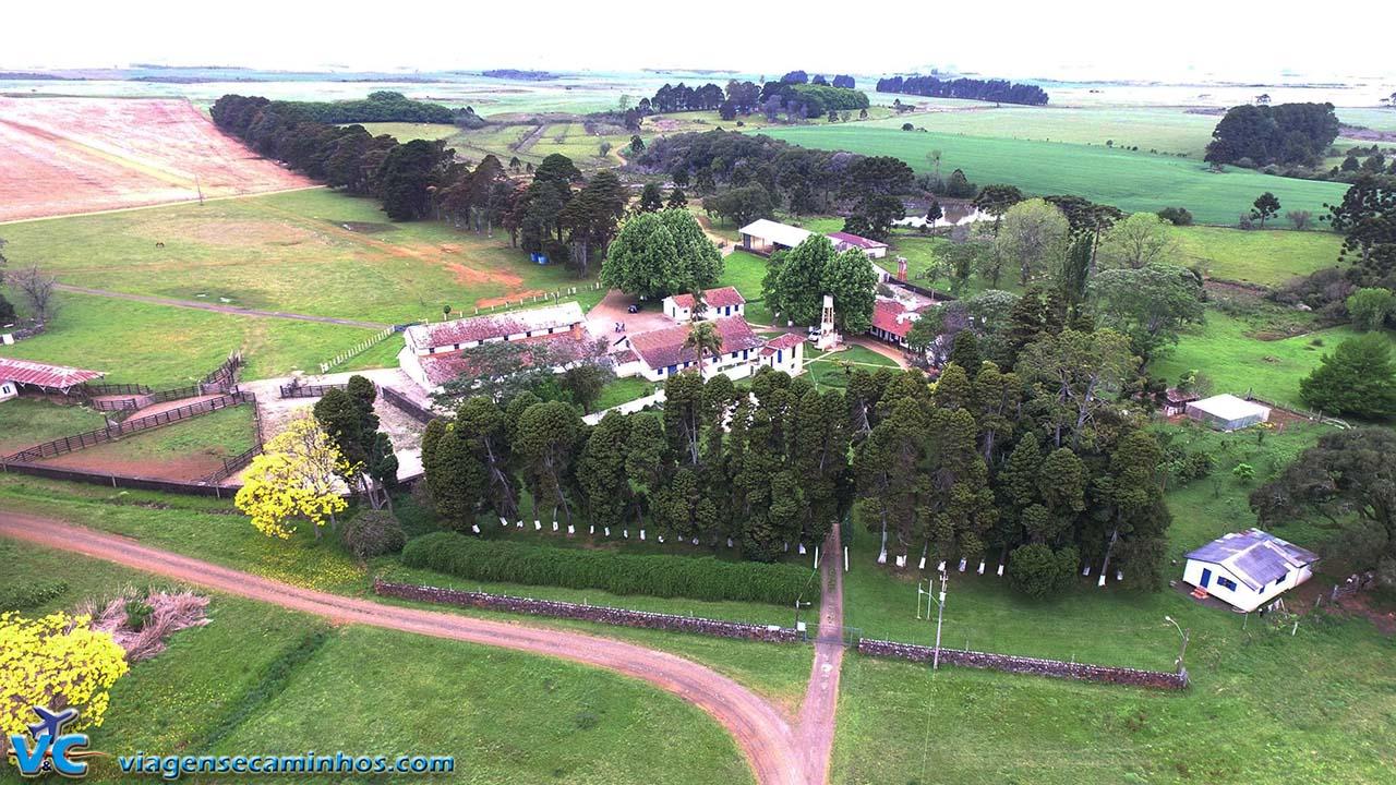 Fazenda do Socorro - Vista aérea drone
