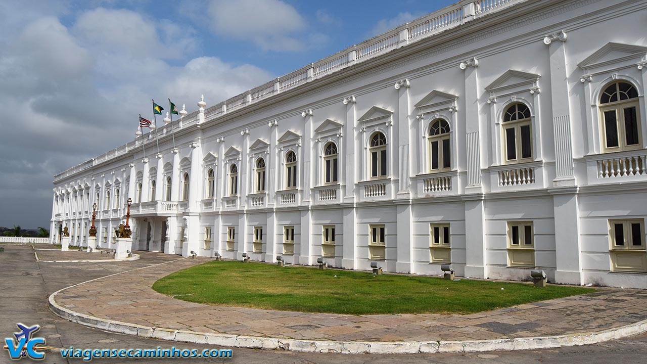 Palácio dos Leões - São Luís