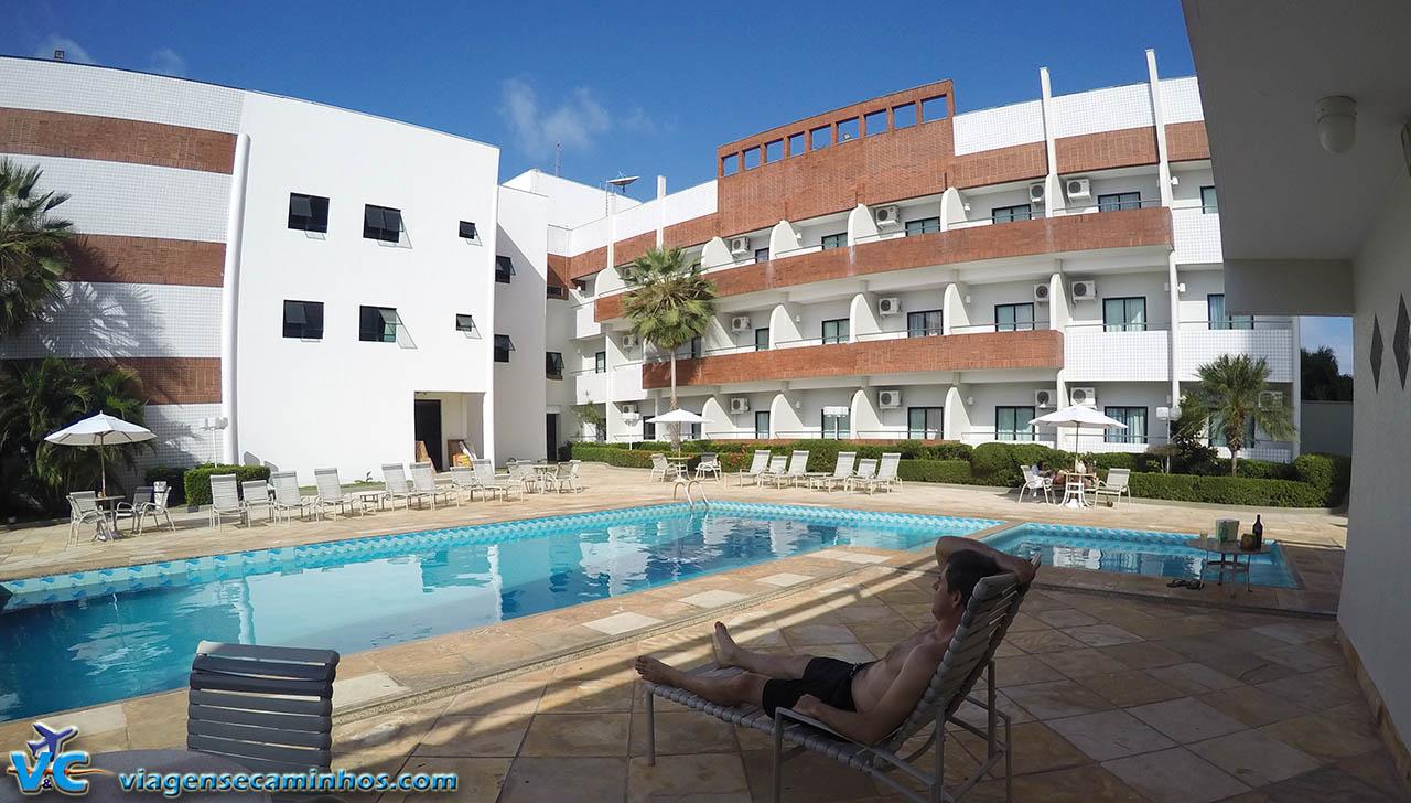 Piscina do hotel Brisamar - São Luís