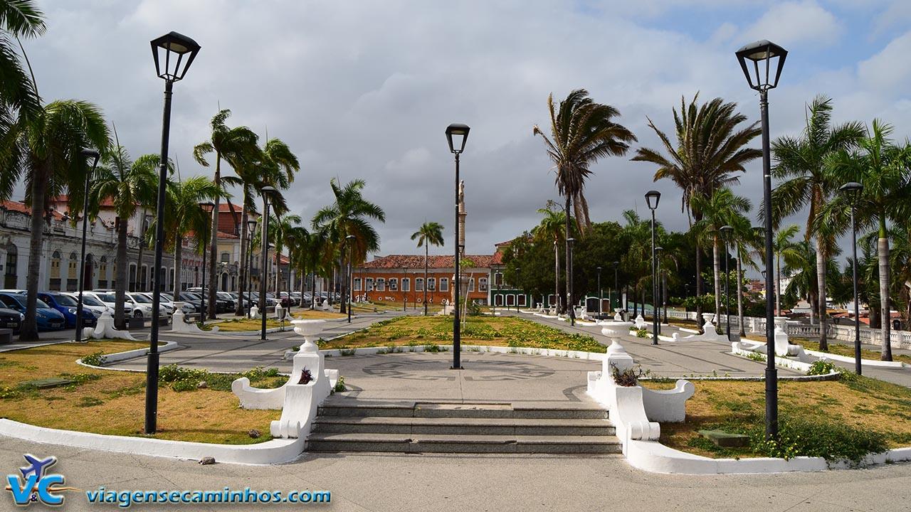 Praça Gonçalves Dias - São Luís