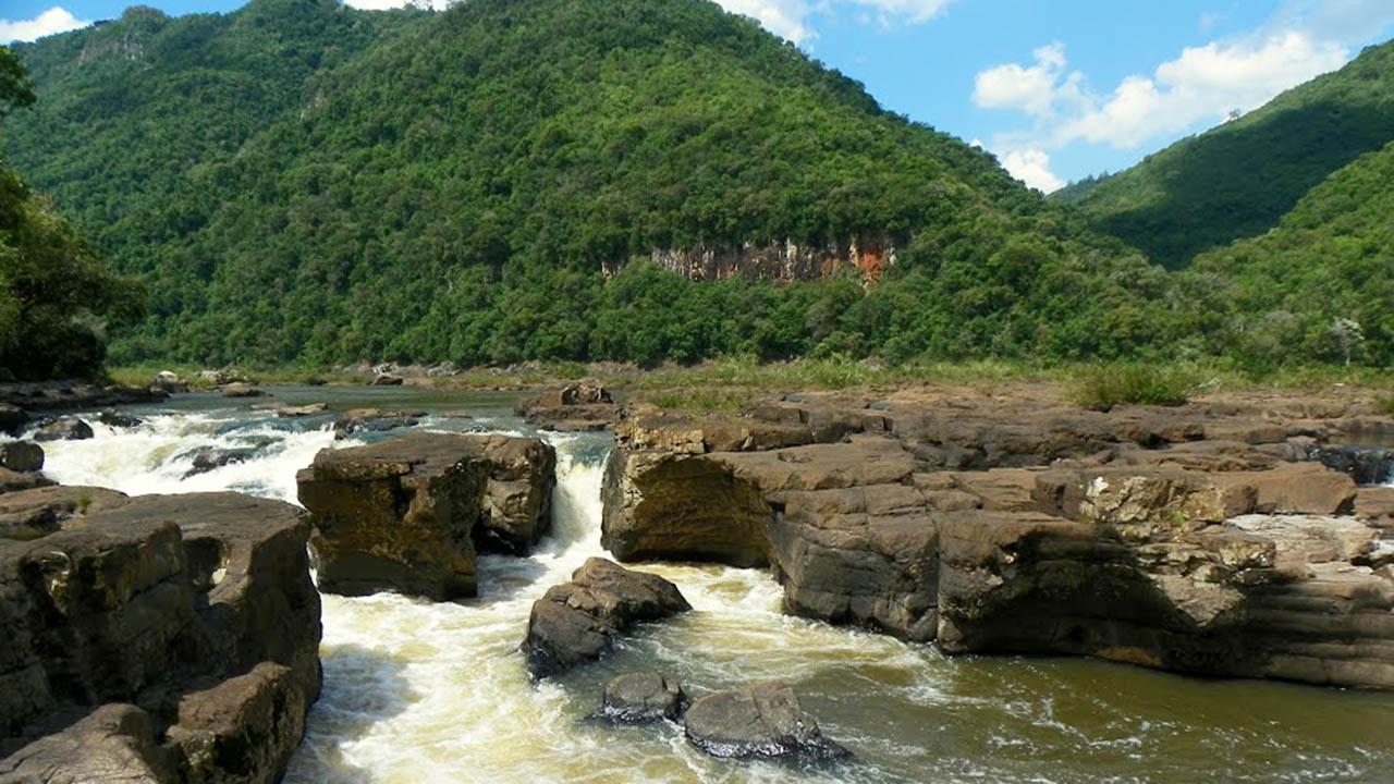 Cachoeirão do Rio das Antas - Nova Roma do Sul - RS