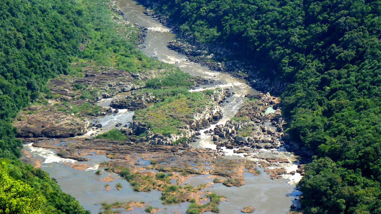 Cachoeirão do Rio das Antas