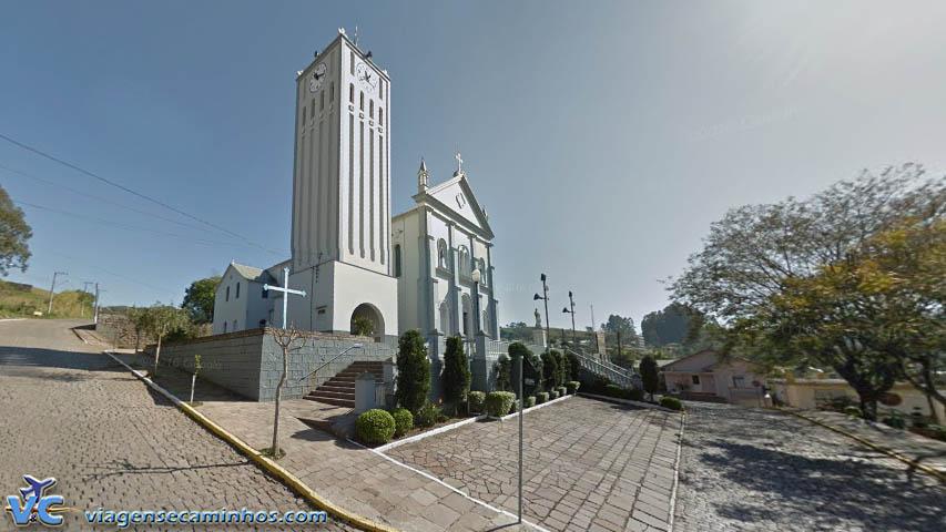 Igreja matriz de Nova Roma do Sul