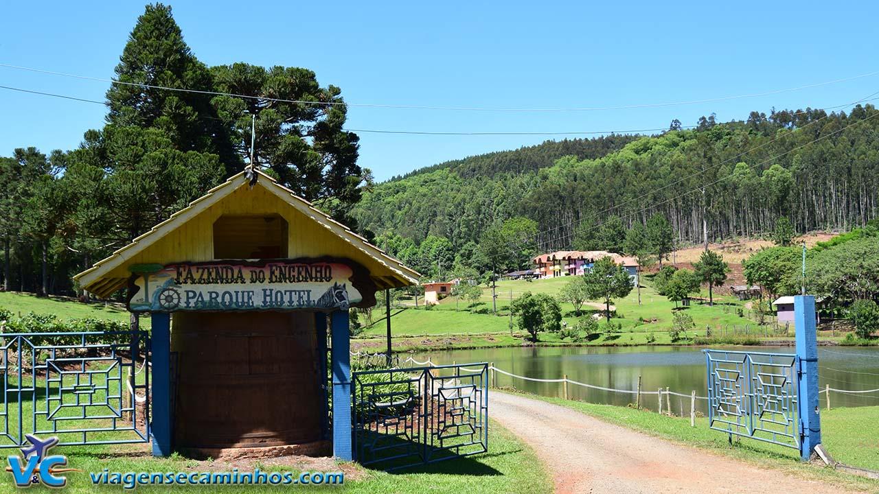 Hotel Fazenda do Engenho - Piratuba