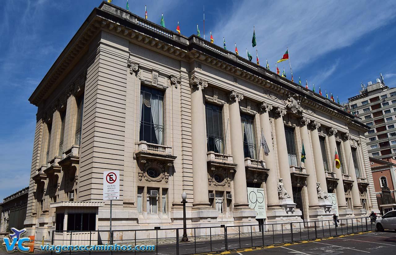 Palácio Piratini - Porto Alegre