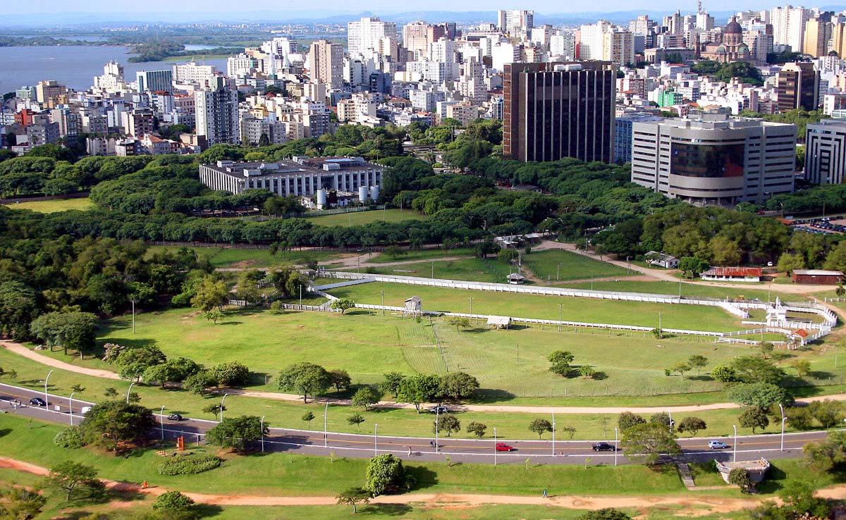 Parque Maurício Sirotsky Sobrinho (Parque Harmonia) - Porto Alegre