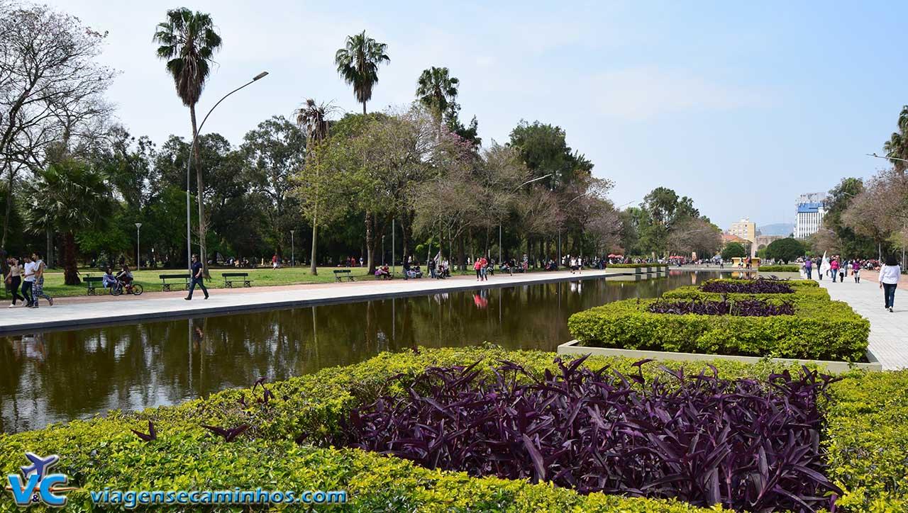 Parque Farroupilha (Redenção) - Porto Alegre