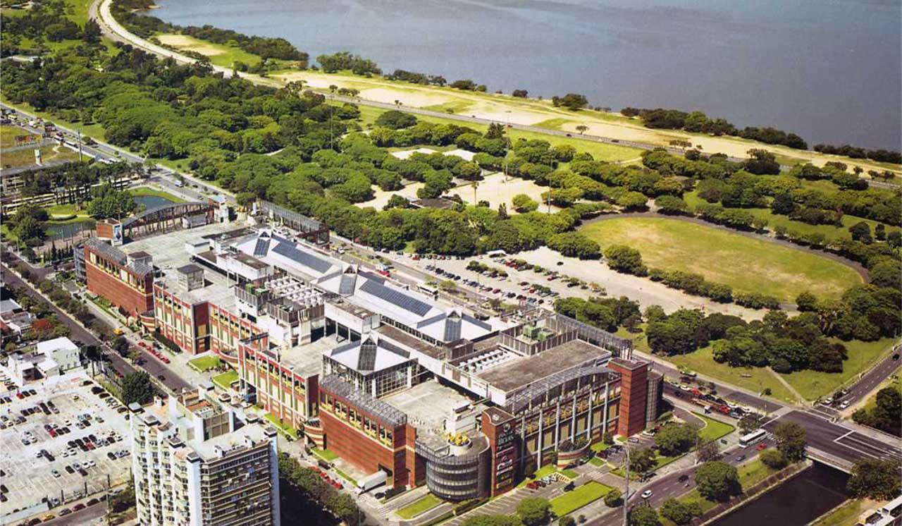Parque Marinha do Brasil - Porto Alegre