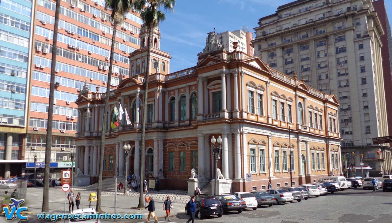 Paço Municipal (Prefeitura de Porto Alegre)