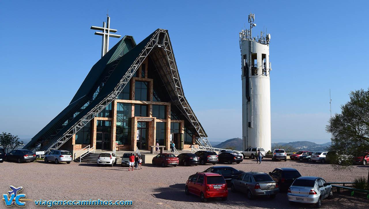 Santuário Nossa Senhora Mãe de Deus - Porto Alegre