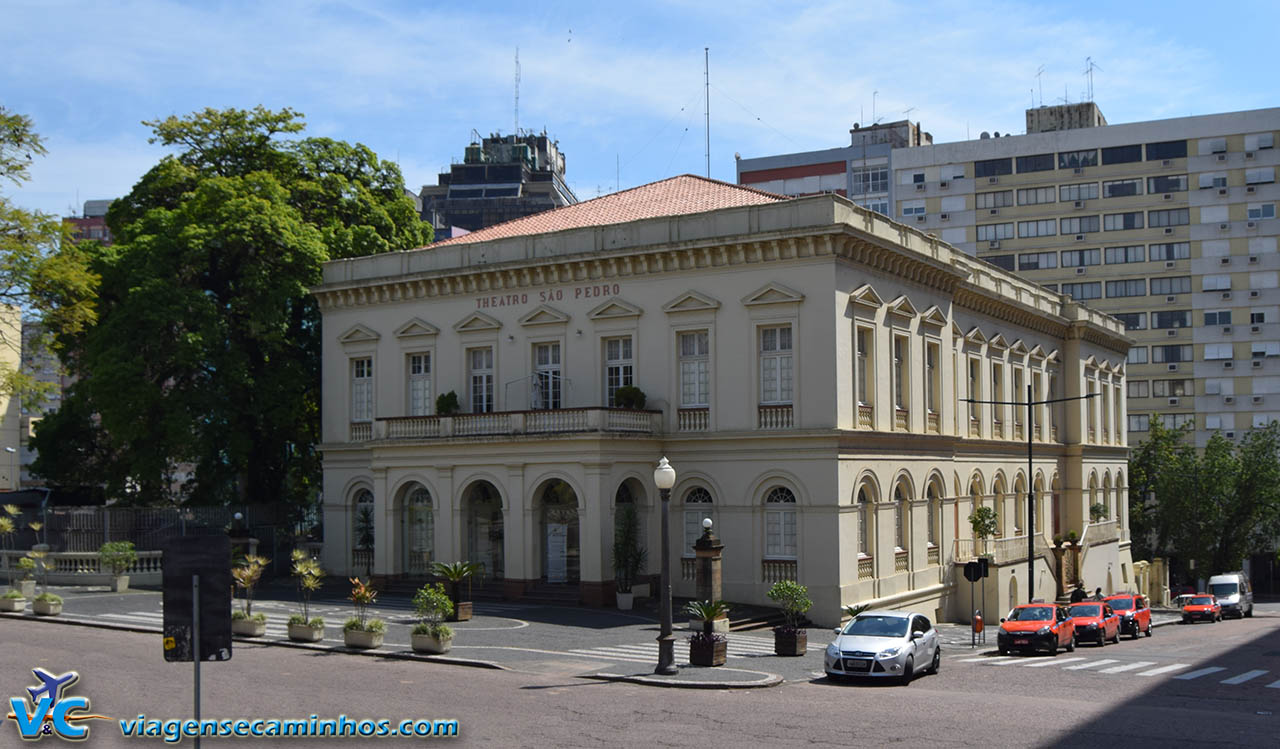 Teatro São Pedro - Porto Alegre