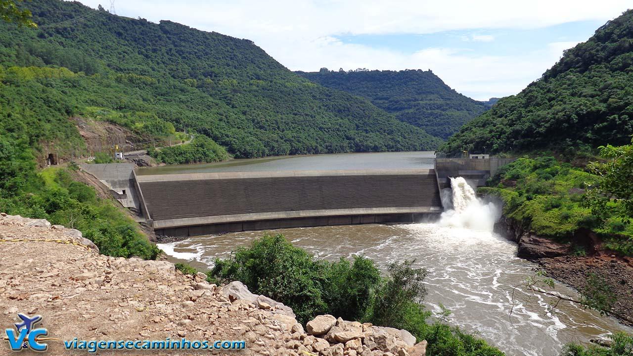 Usina Hidrelétrica Castro Alves - Rio das Antas