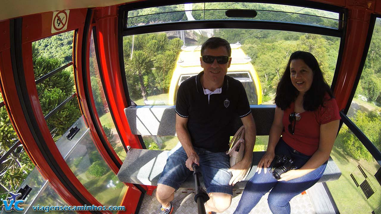 Bondinhos Aéreos Parque da Serra