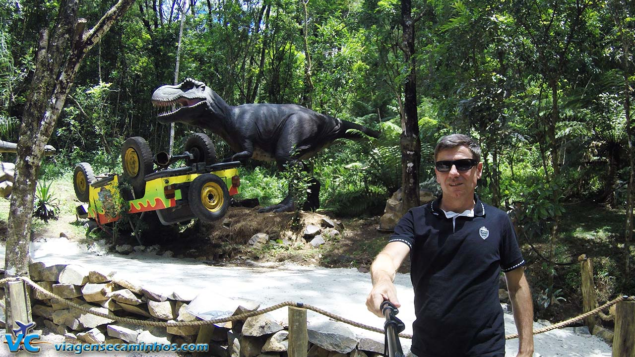 Canela - Vale dos Dinossauros