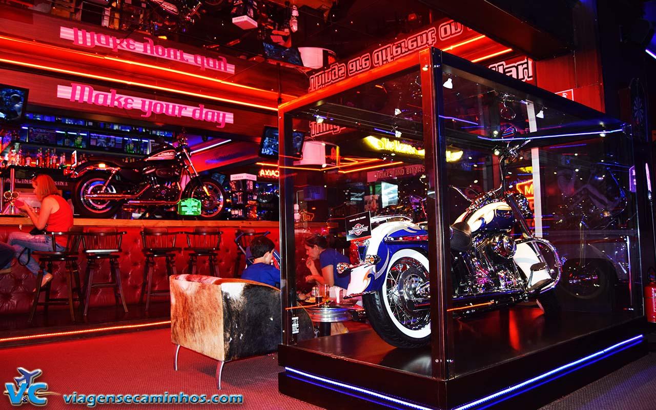 Gramado - Harley motor show