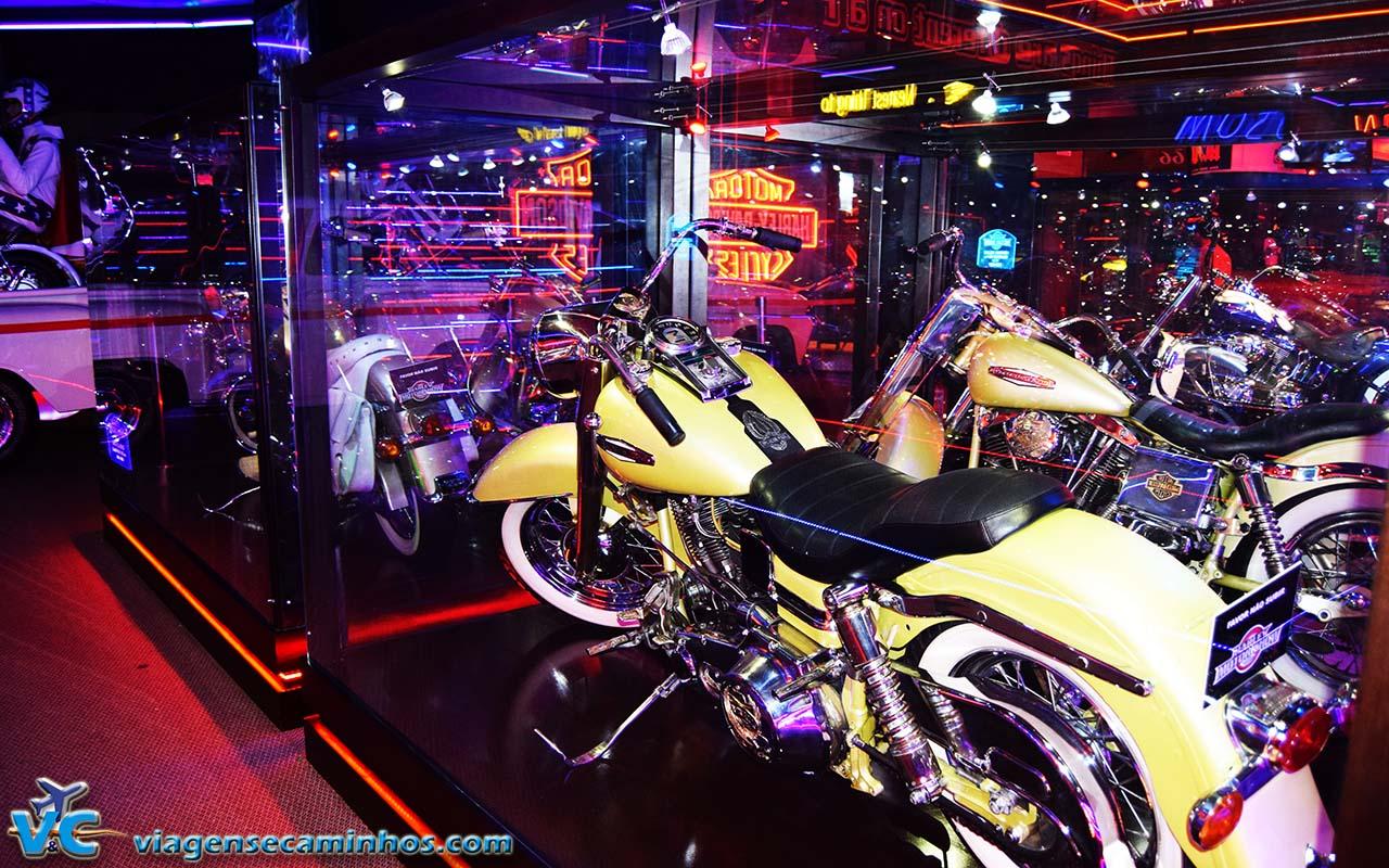 Museu Harley motor show - Gramado