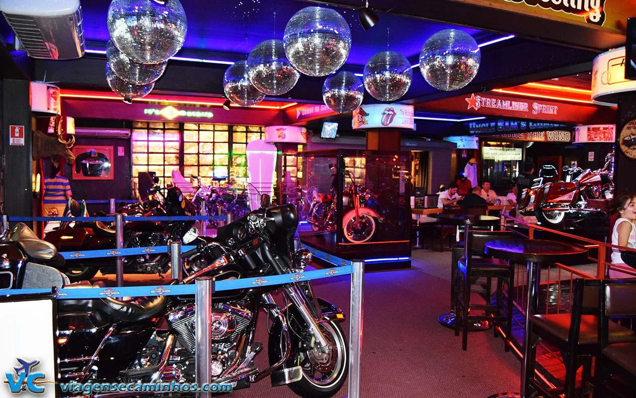 Museu Harley Davidson motor show
