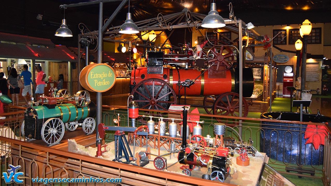 Museu Mundo a Vapor - Canela