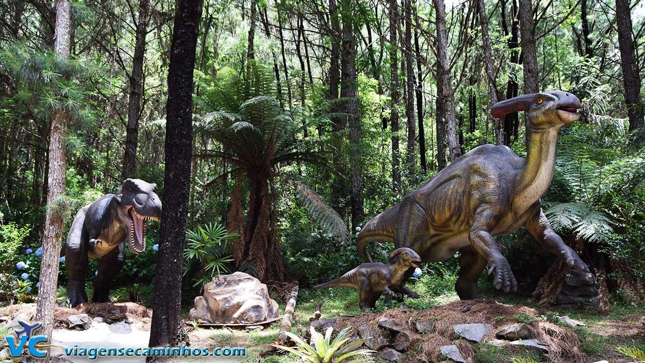 Parque Vale dos Dinossauros - Canela