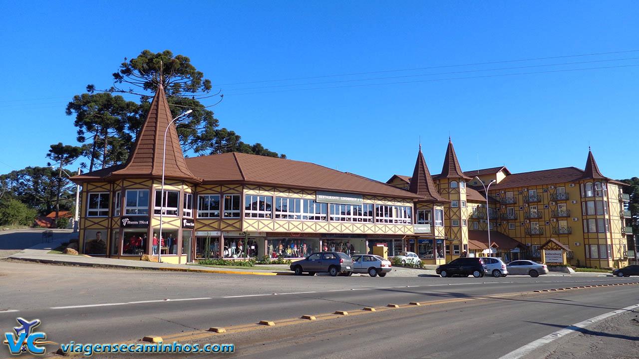 Hotel em Nova Petrópolis