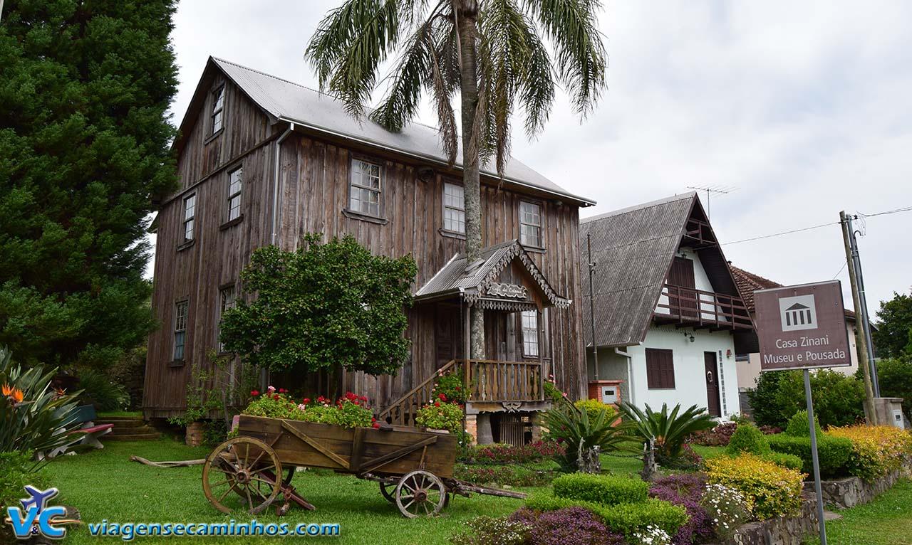 Casa Zinani - Estrada do Imigrante - Caxias do Sul