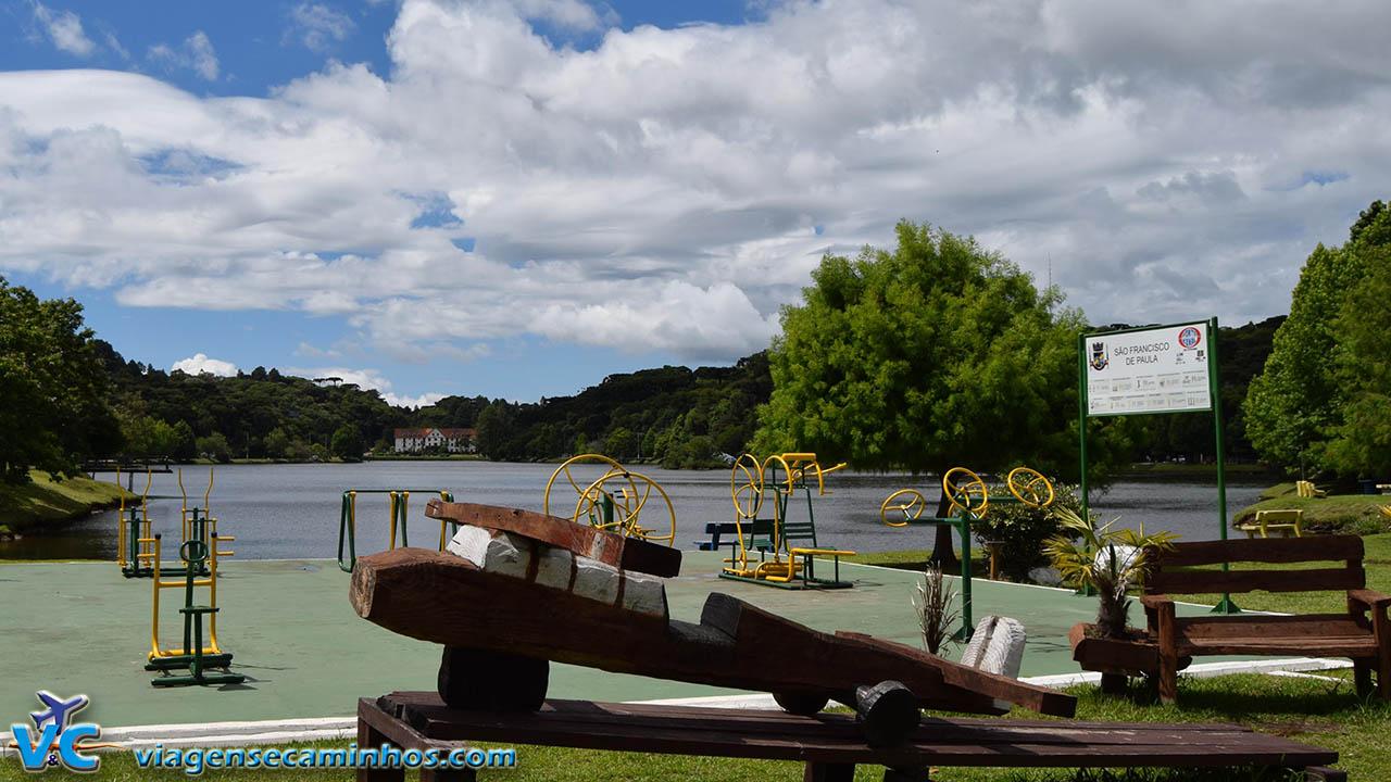 Lago São Bernardo - São Francisco de Paula