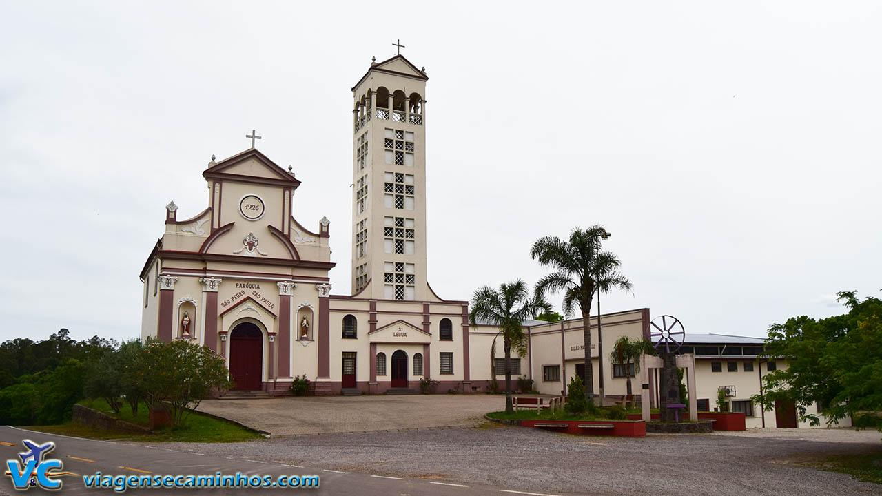 São Pedro da Terceira Légua - Caxias do Sul