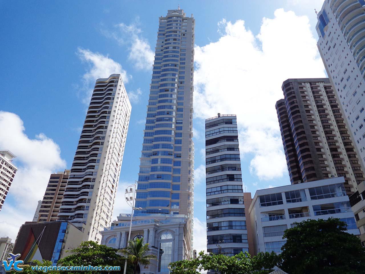 Millennium Palace, o prédio mais alto do Brasil atualmente