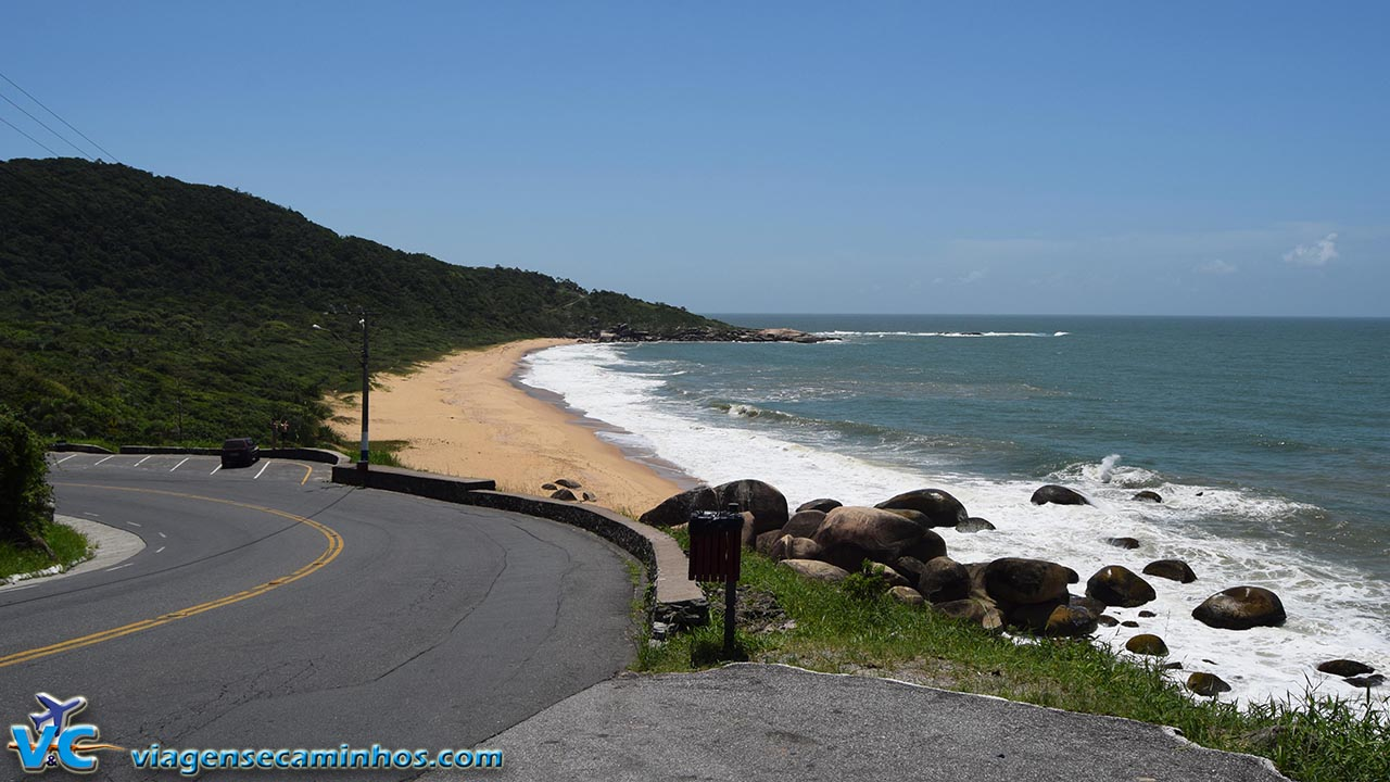 Praia Taquarinhas - Balneário Camboriú