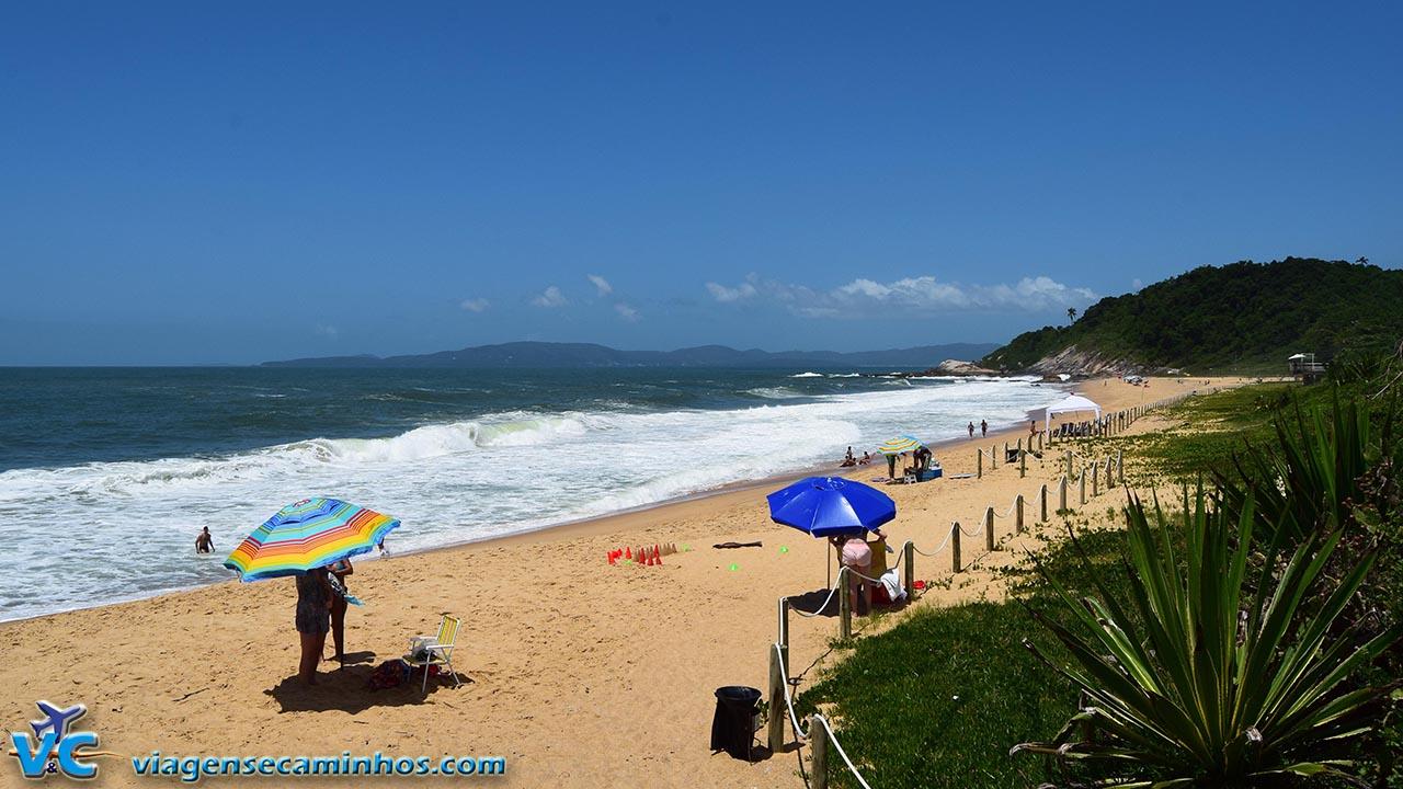 Praia Estaleirinho - Balneário Camboriú