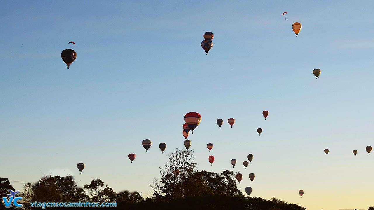 Maior Festival de Balonismo da América Latina