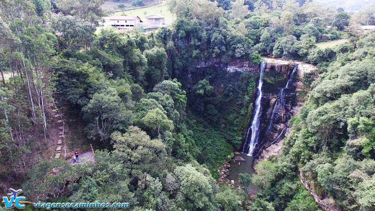 Cascata da Usina - Antônio Prado
